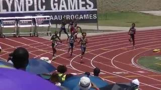 11yr Dominick Grullon 55.83s 400m Finals NATIONAL RECORD AAU Junior Olympics 2016