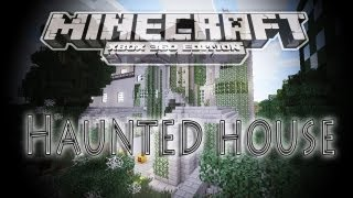 "getlinkyoutube.com-Minecraft Xbox 360: ""Haunted House"" Adventure map! w/Download"