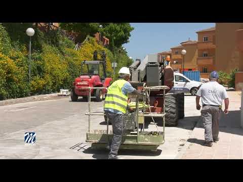 Oferta de empleo para dos oficiales de albañilería