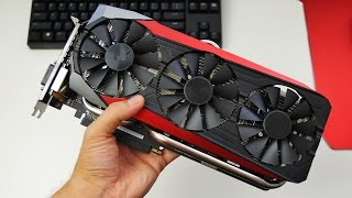 getlinkyoutube.com-ASUS GTX 980 Ti STRIX OC Gaming Benchmarks - Best 980 Ti yet?