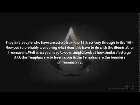 Illuminati symbolism in Assassins Creed : creepygaming