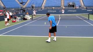 getlinkyoutube.com-HD Federer / Gasquet 1/2