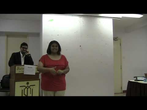 Young Adult Toastmasters Club - 86 - Joke Session - TM Fatima Al Attar