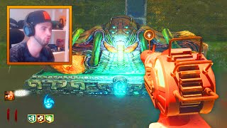 "getlinkyoutube.com-Black Ops 3 ZOMBIES GAMEPLAY #1 - ""Shadows of Evil"" w/ Ali-A (Call of Duty Zombies)"