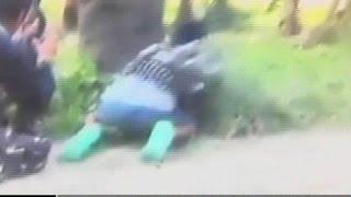 getlinkyoutube.com-SONA: Videong kuha sa kasagsagan ng bakbakan sa Mamasapano, hawak ng CIDG