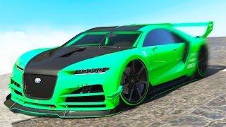 getlinkyoutube.com-NEW $2.700.000 FASTEST CAR EVER! (GTA 5 DLC)