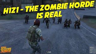 getlinkyoutube.com-H1Z1 Zombie Horde
