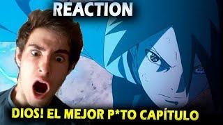 ¡¡Naruto y Sasuke VS Momoshiki!!(EL MEJOR CAPÍTULO)   Boruto 65 REACTION   UchiHax