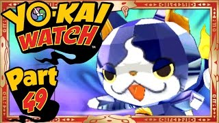 Yo-Kai Watch - Part 49 | How To Get RARE Sapphinyan! [English Gameplay Walkthrough]