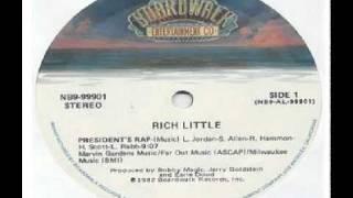 getlinkyoutube.com-Rich Little - President's Rap 1982
