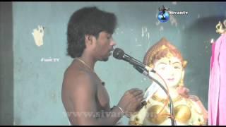 இணுவில் சிவகாமி அம்மன் கோவில் 8ம் நாள் இரவுத்திருவிழா