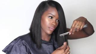 Long Bob Tutorial | StylesByFash