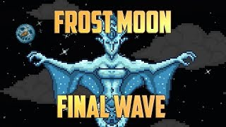 Terraria - Frost Moon Final Wave with Yrimir