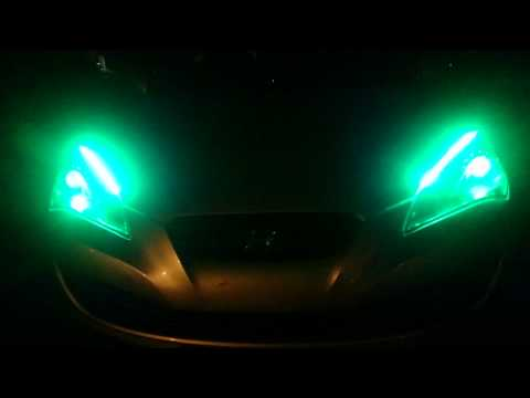 Rgb headlights. Got bored at home