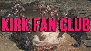 Dark Souls 3: Kirk Fan Club (Armor of Thorns Trolling)