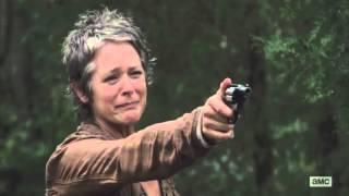 getlinkyoutube.com-Walking Dead Season 4 -- Radioactive [Music Video]