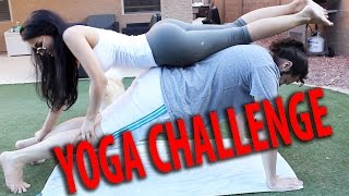 getlinkyoutube.com-Yoga Challenge!