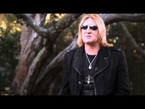 Joe Elliott @ 'The Bridge' Movie - Promo Video