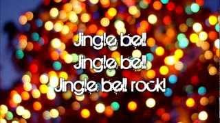 getlinkyoutube.com-Glee - Jingle Bell Rock (Lyrics)
