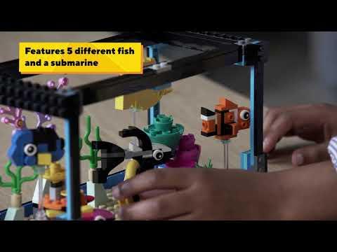 LEGO Creator 3-in-1 Fish Tank - 31122