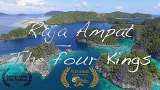 getlinkyoutube.com-Raja Ampat - The four Kings 4K UHD