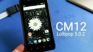 getlinkyoutube.com-Motorola Razr Android 5.0.2 Lollipop CM12 ROM for XT910/XT912 [REVIEW]