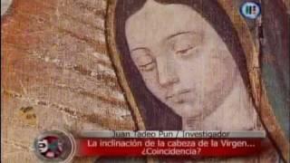 getlinkyoutube.com-Extranormal Nuevos Descubrimientos Ayate de la Virgen de Guadalupe