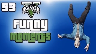 getlinkyoutube.com-GTA 5 Next Gen Funny Moments Ep. 53 (Droidd Pooing, New Home, Flying Glitch & Tutorial!)
