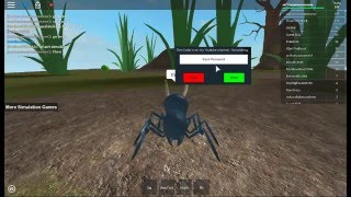 getlinkyoutube.com-roblox ant simulator how to be a queen drone