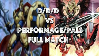 getlinkyoutube.com-Yu-Gi-Oh D/D/D Vs Performage/Pals (PePe)  Full Match - November 2015