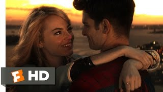 The Amazing Spider-Man 2 (2014) - I Love You Scene (6/10) | Movieclips