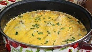 getlinkyoutube.com-فيليه الدجاج بالكريمة والجبن  - مطبخ منال العالم