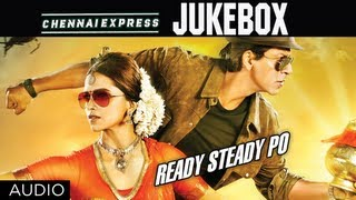getlinkyoutube.com-Chennai Express Full Songs Jukebox | Shahrukh Khan, Deepika Padukone