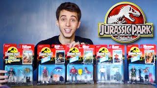 getlinkyoutube.com-So Many Toys! - HUGE Jurassic Park Unboxing | Ep2
