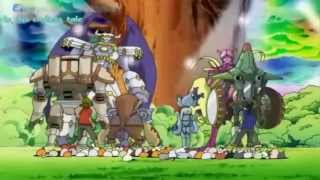 getlinkyoutube.com-Los 10 Guerreros Legendarios (Digimon 4)