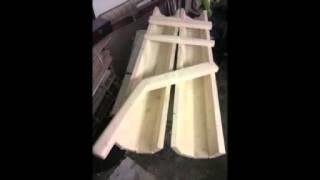 getlinkyoutube.com-Costruzione del mio Wooden dummy