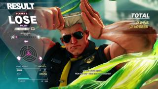 The Journey #121 - What can I do against Guile!?