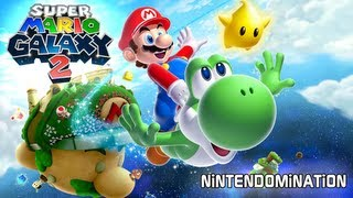 getlinkyoutube.com-BEST Wii GAMES - Super Mario Galaxy 2