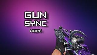 getlinkyoutube.com-[CS Online | CSNZ] Gun Sync | Work [Emma & Shaun Cover] (Koni Remix)