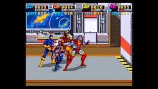 getlinkyoutube.com-X-Men: The Arcade Game (Konami) (1992) Full Playthrough