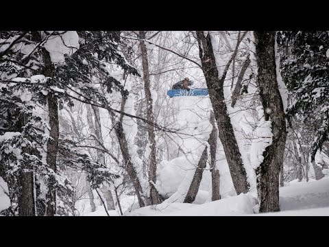 Snowboarding Japan Pillow Lines w/ Gigi Ruff & Friends | Stronger Sessions Ep 2