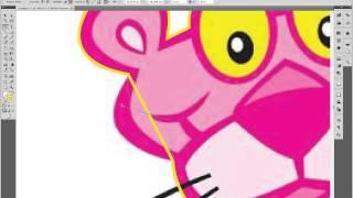 getlinkyoutube.com-Como Vectorizar una Imagen en illustrator