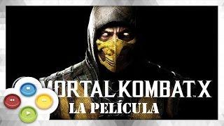 getlinkyoutube.com-Mortal Kombat X Pelicula Completa Español