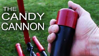 getlinkyoutube.com-The Candy Cannon (Shoots Candy 100 feet!)