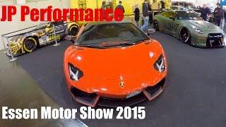getlinkyoutube.com-JP Performance Stand auf der Essen Motor Show 2015