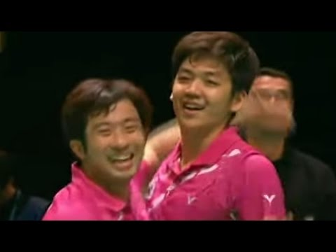 F - MD - Cai Y./Fu H. vs Jung J.S./Lee Y.D. - 2012 All England
