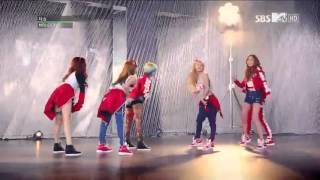 getlinkyoutube.com-Girls' Generation   I Got A Boy Dance Practice