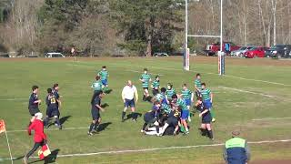 Liberty Rugby 2018 7/8 vs Budd Bay 3-3-2018