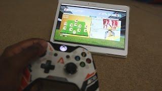 getlinkyoutube.com-PLAYING FIFA 16 ULTIMATE TEAM ON MY TABLET!!!