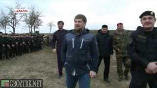 getlinkyoutube.com-они порвут бандеровцев на части - Рамзан Кадыров и СОБР «Терек»